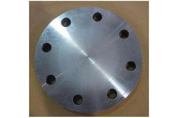 Flange cego aço carbono